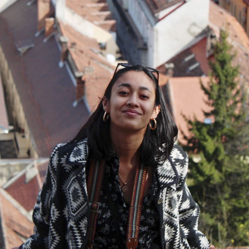 Erica May Farazi